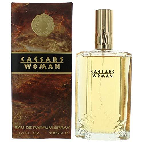 Caesars Woman Perfume, 3.4 Ounce