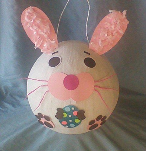 Bunny Pinata With Egg (Bunny Pinata)