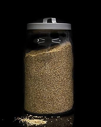 Lino dorado semillas a granel - 250 grs: Amazon.es: Alimentación y ...