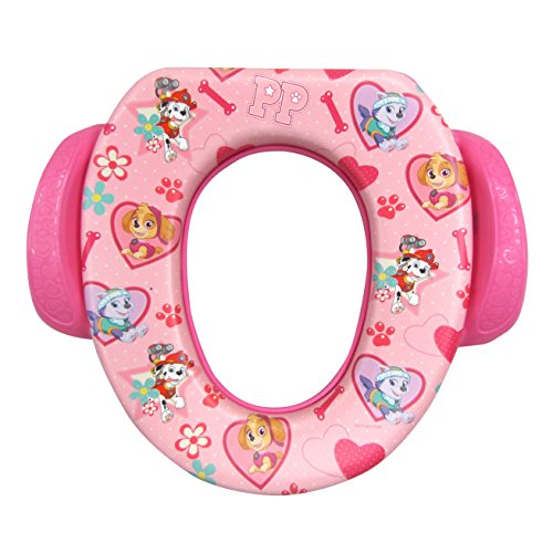 Nickelodeon Paw Patrol Skye and Everest Soft Potty Seat