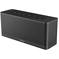 COWIN 3119 Portable WiFi Bluetooth Speaker with Amazon Alexa, Multi Room Audio Speaker for Music Streaming, Powerful Sound with Enhanced Bass, 12 Hours Battery Life, Airplay Spotify iHeart Radio