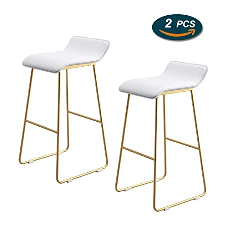 Amazing Amazon Com Modern Contemporary Bar Stools With Gold Metal Gmtry Best Dining Table And Chair Ideas Images Gmtryco