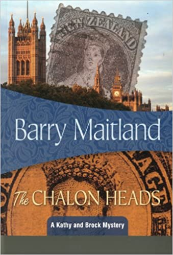 Book The Chalon Heads: Kathy and Brock Mystery