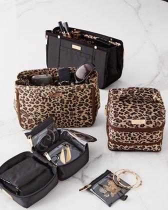 UPC 721762523933, Women's PurseN Large Tiara Jewelry Case in Leopard [Misc.]