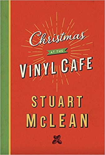 Image result for christmas at the vinyl cafe