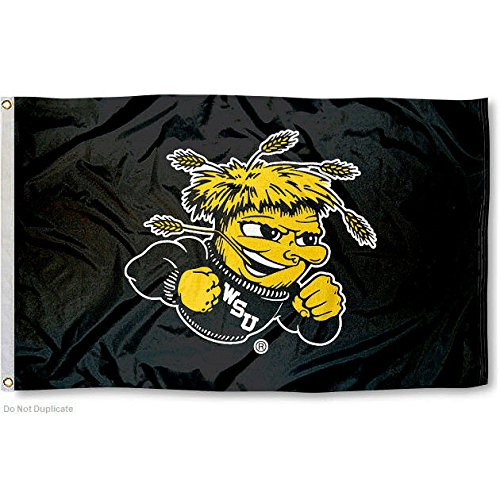 WSU Wichita State Shockers Flag product image