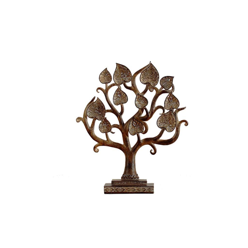 Statua QIQIDEDIAN Articoli Decorativi Artigianali Creative Practical Wine Rack Home Living Room Wine Cabinet