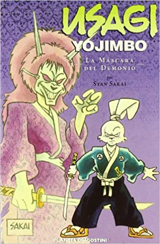 La Mascara Del Demonio Nº 14: Stan Sakai: 9788467414202: Amazon.com: Books