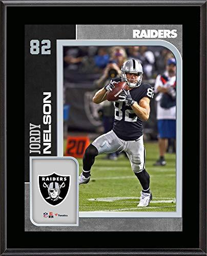 Jordy Nelson Oakland Raiders 10.5