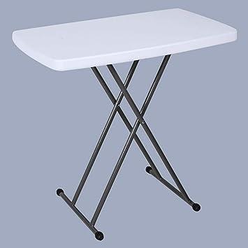 AYHa Mesa plegable elevable para uso en interiores y exteriores ...