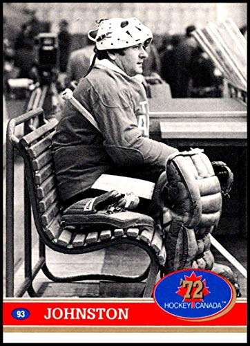 1991-92 Future Trends Canada 72#93 Ed Johnston NM-MT Canada ()