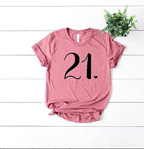 (21st birthday shirt twenty first birthday gift legal af bday outfit vegas birthday girl shirt)