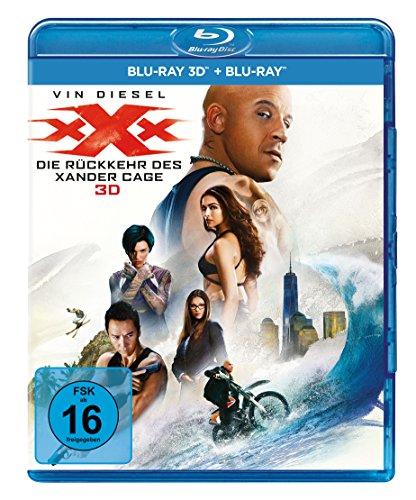 xXx - Die Rückkehr des Xander Cage  (3D + 2D Blu-ray)