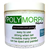 Polyshape Polymorph Hand moldable Plastic 16oz tub