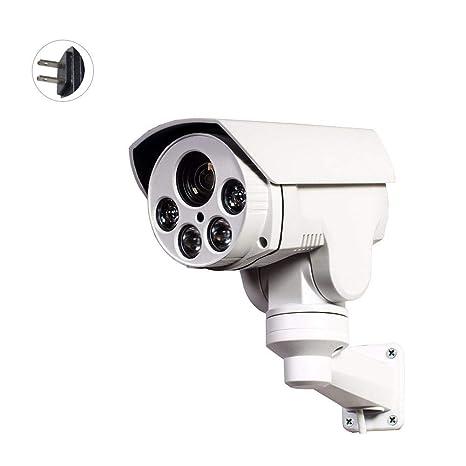 Wintesty Cámara IP 1080P HD Cámara de Seguridad para el hogar 2MP 4X Zoom óptico Cámara