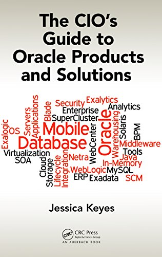 Download The CIO's Guide to Oracle Products and Solutions Pdf