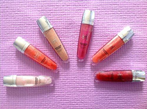 Victoria's Secret Beauty Rush Dazzleshine Lip Gloss Set of 6 by CoCo-Shop