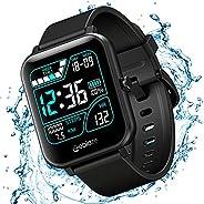 Relógio Smartwatch Inteligente XFTOPSE para Masculino e Feminino com Monitoramento de Oxigenação, ECG e PPG Sm