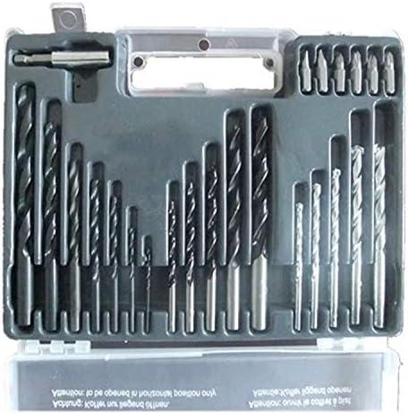 Kombinationswerkzeugkasten mit 300 Bohrern,Einfach zu bedienen