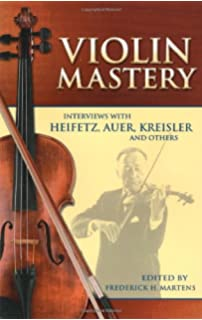 LKM Music The Heifetz Scale Book for Violin Jascha Heifetz