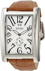 Ritmo Mundo Unisex 621/6 White Classic Quartz Watch