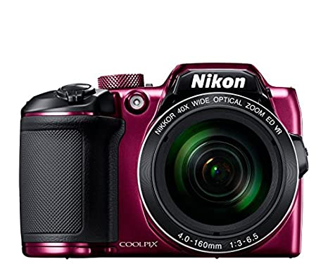 Nikon Coolpix B500 16MP Point and Shoot Camera with 40x