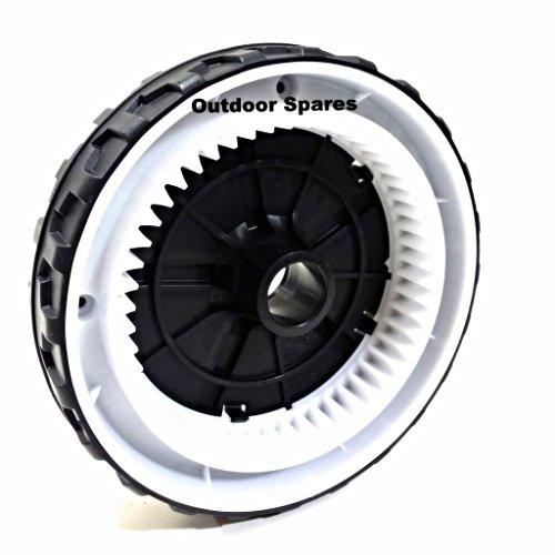 Genuine Mountfield 190mm Rear Drive Wheel Part Number 381007468/0