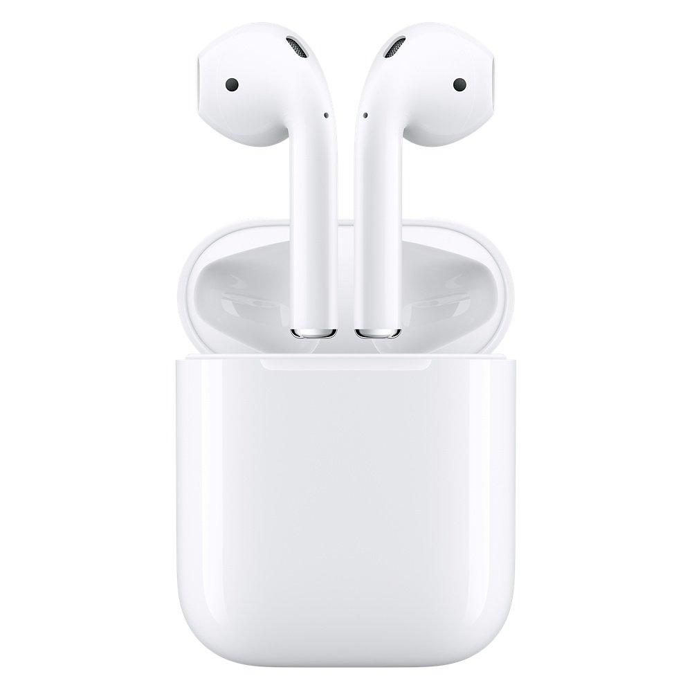 Apple Airpods, auriculares inalámbricos minimal