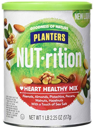 NUTrition Heart Healthy Mix (18.25 oz Canister)