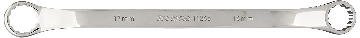 Pro-Grade 11265 Prograde 16 x 17mm Offset Double Box End Wrench, Allied International