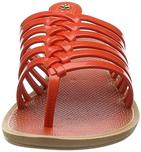 Thong Grendha Sandales Femme Coral Orange Strings Orange 00rwUq5