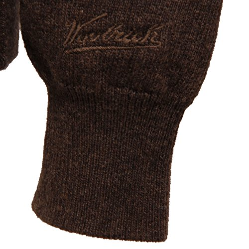 Men Woolrich Brown Marrone Uomo Maglione 6015w Sweater Wool rR7wr
