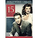 15-Movie Hollywood Greats V.1