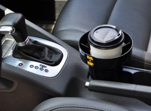 spill catching cup holder insert fits in your car rv truck and more buy online in uae. Black Bedroom Furniture Sets. Home Design Ideas