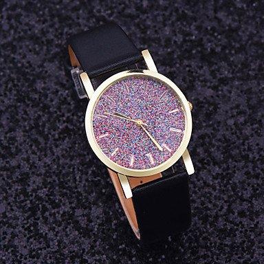 Relojes para mujer, mujeres del estilo retro de pulsera, relojes de señora de la