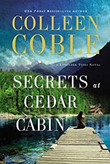 Book Cover: Secrets at Cedar Cabin