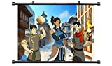 Avatar The Legend of Korra Wall Scroll Poster (32x21) Inches