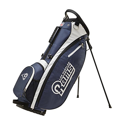 Wilson 2018 NFL Carry Golf Bag, Los Angeles Rams