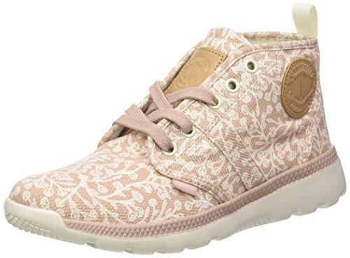 a Tulip Dust Palladium Alto Sneaker Rosa F Donna Collo Plvil Rose Pt Hi Marsh qvIIgxwT7