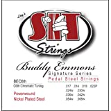 S.I.T. String BEC6th Buddy Emmons Pedal Steel C6th Tuning Guitar String