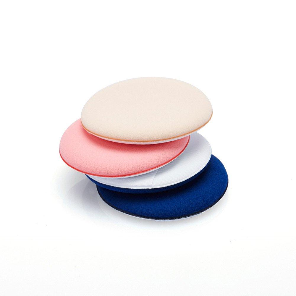 4 xDemarkt Beauty Puff Proschönheits Flawless Makeup Puff Trockene Luft Puff Make-up Schwämmchen Halten Pulver Puff(Air Cushion Puff)