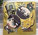 進撃の巨人 リアル脱出 ミニタオル 愛知 豊田 限定 日本製の商品画像