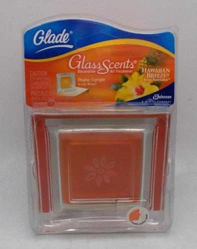 Glade Glass Scent Hawaiian Breeze
