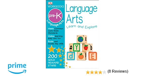 DK Workbooks: Language Arts, Pre-K: DK Publishing: 9781465417367 ...