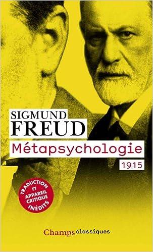 Livre Métapsychologie pdf