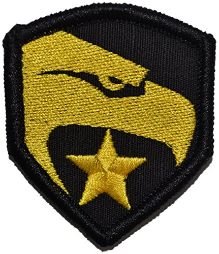 - G.I. JOE Symbol Shield - Morale Patch 2x2 (Full Color)