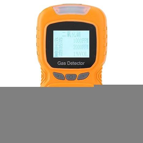 Detector de Gas, Alarma de Gas Detector de Fugas de Gas ...