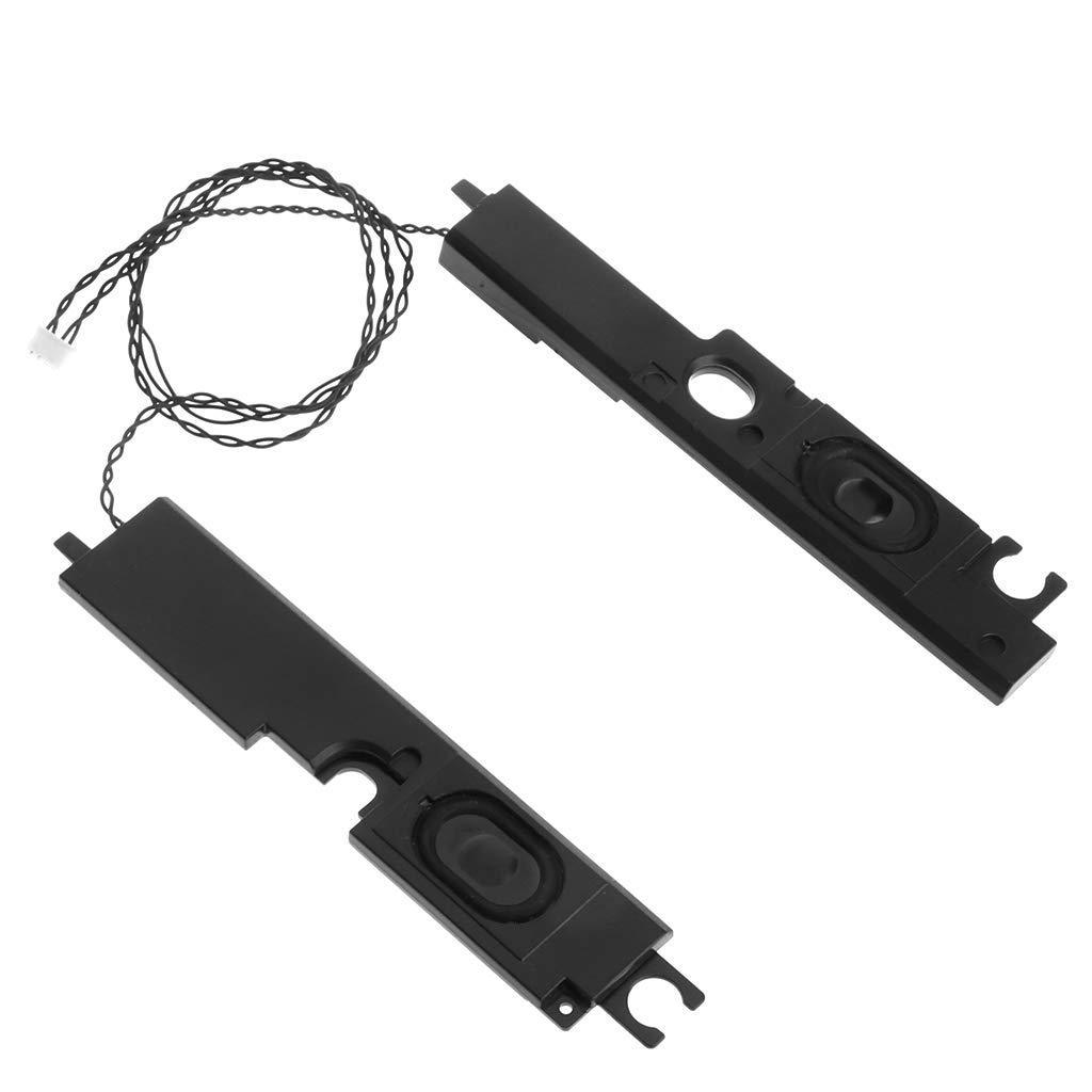 SimpleLife Laptop Speaker//PC Fix Reemplazo de Altavoz Incorporado para el port/átil Lenovo T430 T430U T430s Negro