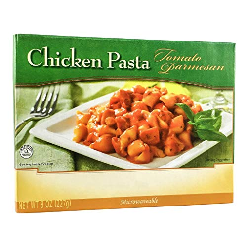 BariatricPal Microwavable Single Serve Protein Entree - Chicken Pasta Tomato Parmesan