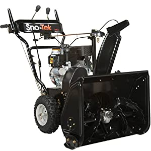 B00A9742L2_Ariens 920402 Consumer Sno-Tek Sno-Tek 24 inch (208cc) Two Stage Snow Blower